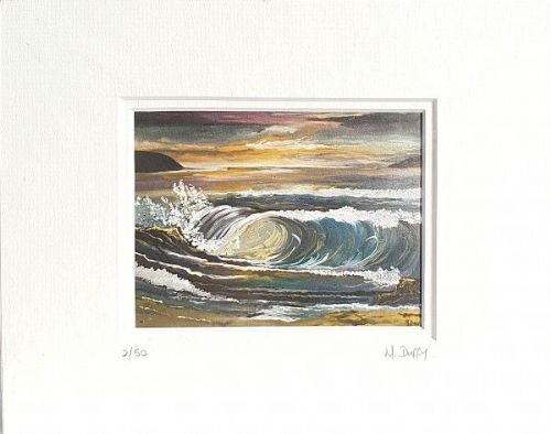 Wild Atlantic Waves Print